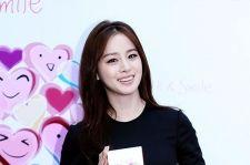 Kim Taehee Attends a 'Beautiful Charity Bazaar' Host by 'OHUI'