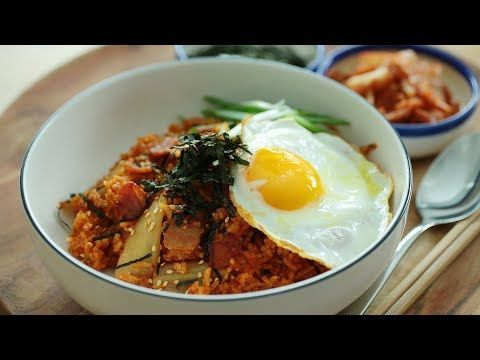 Kimchi fried rice the meatmen your local cooking kimchi fried rice the meatmen your local cooking channel forumfinder Images