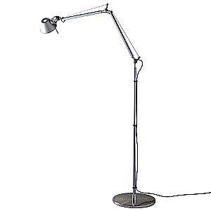 Tolomeo Mini Floor Lamp By Artemide 690 00 Floor Standing Luminaire For Orientable Incandescent Task Lighting Lamp Led Floor Lamp Kid Room Decor