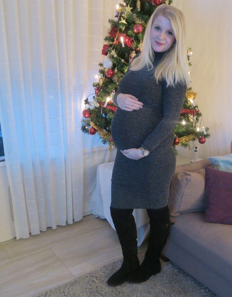 Zwangerschapskleding Jurk Feest.Feest Outfit Voor Tijdens Je Zwangerschap Zwangerschap