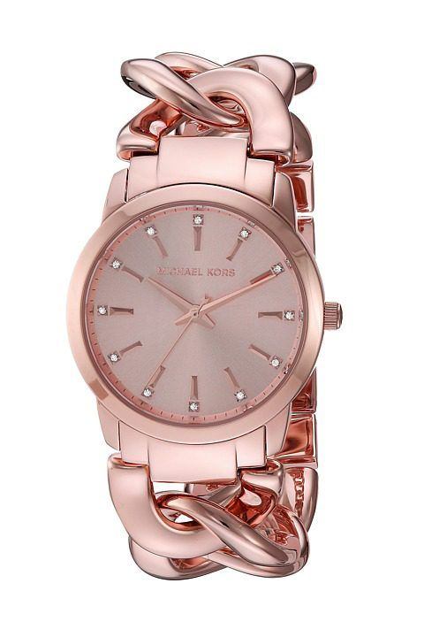 Michael Kors MK3609 Elena (Rose Gold) Watches - Michael Kors, MK3609 Elena, MK3609, Jewelry Watches General, Watches, Watches, Jewelry, Gift, - Street Fashion And Style Ideas