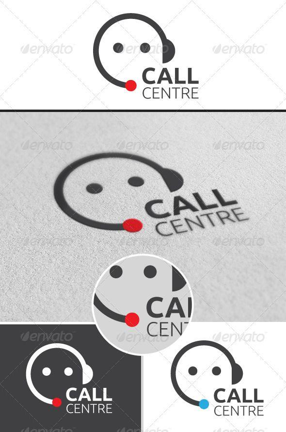 Call Center Logo | Logos and Logo templates