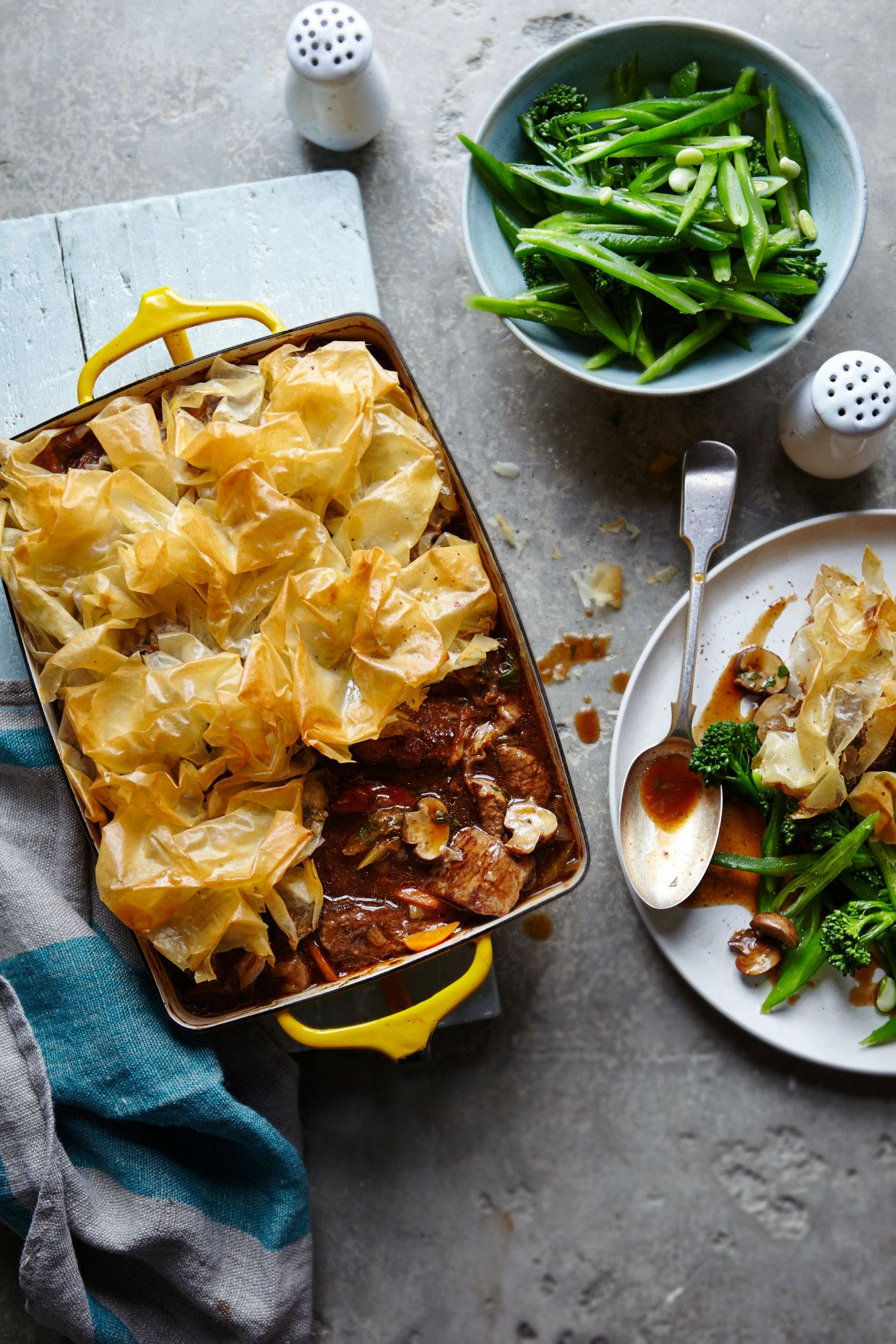 Joe Wicks' low carb beef and mushroom pie recipe | Beef ...