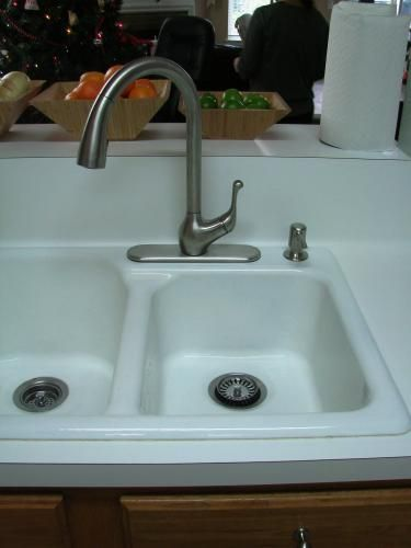 Kohler Barossa Singlehandle Pulldown Kitchen Faucet In Vibrant Simple Kitchen Sink Soap Dispenser Design Decoration