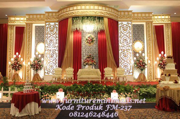 Desain gebyok pelaminan minimalis murah terbaru wedding desain gebyok pelaminan minimalis murah terbaru junglespirit Gallery