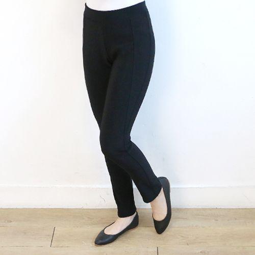 Plain Fitted Leggings