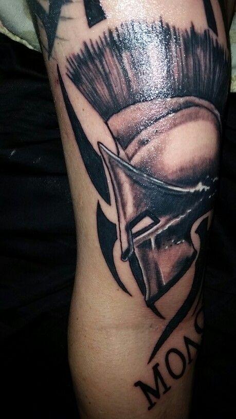 eb355e8717995 Molon Labe. | Tattoo | Molon labe tattoo, Tattoos, Spartan tattoo