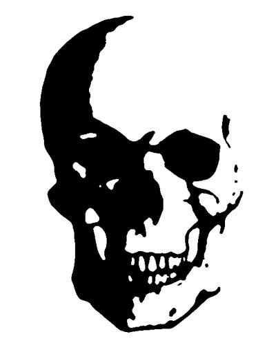 Skull Stencil | My Stencilz | Pinterest | Skull stencil ...