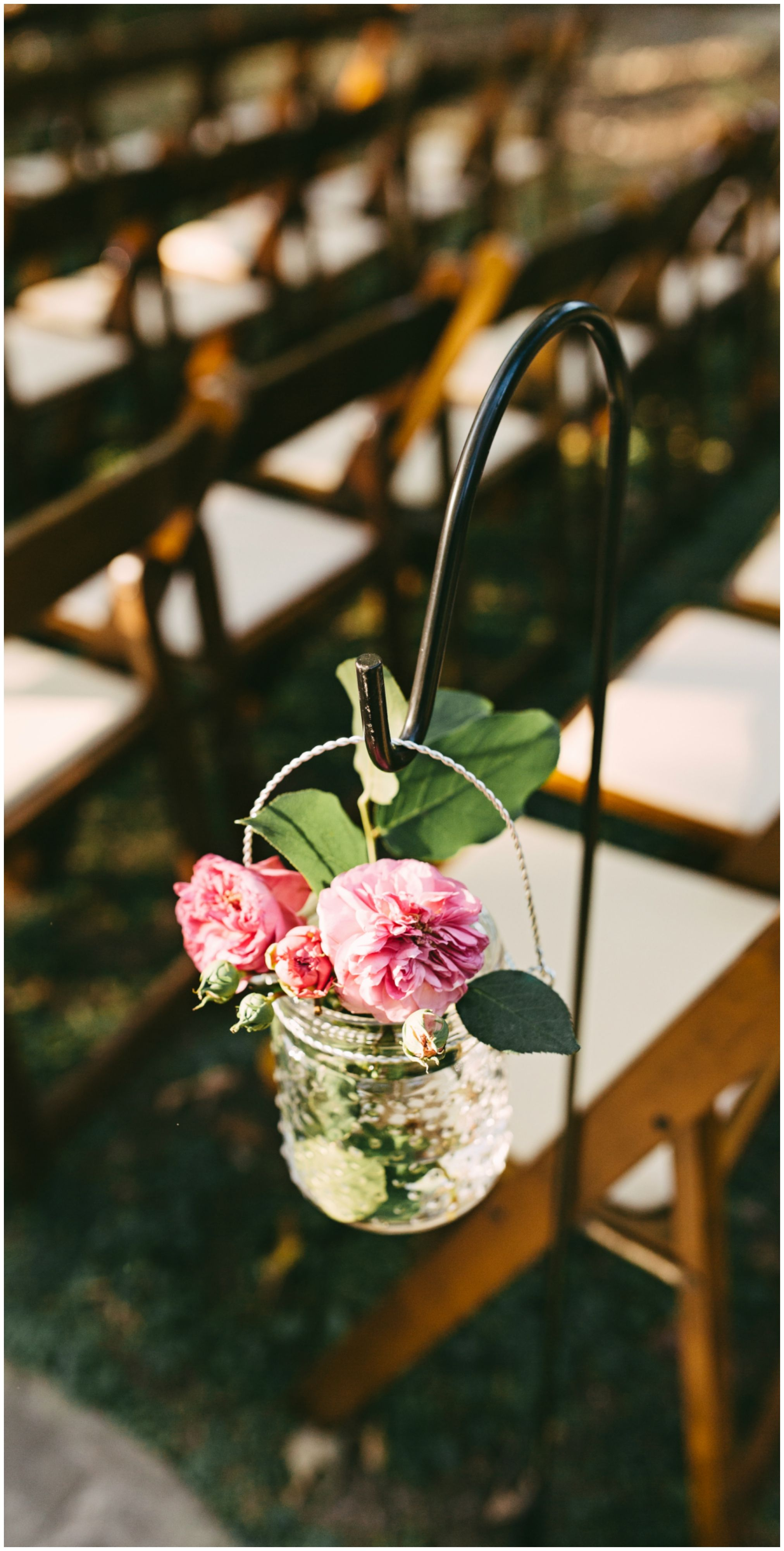 The Smarter Way To Wed Pinterest Wooden Folding Chairs Wedding