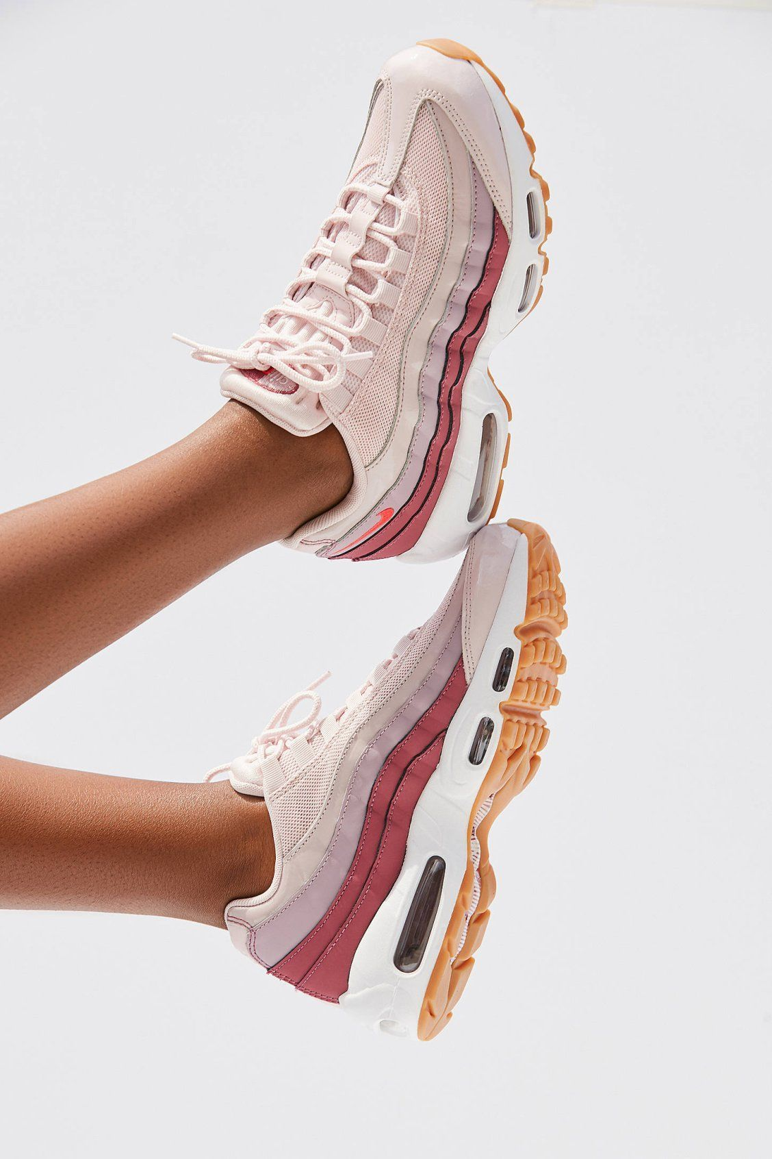 Nike Air Max 95 Edición Especial Casual Lifestyle Moda Gde