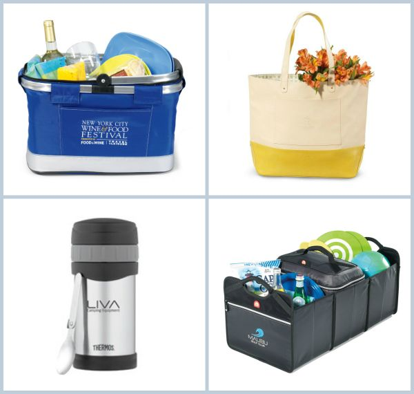 New Promotional Products from Igloo & Isaac Mizrahi at HotRef.com