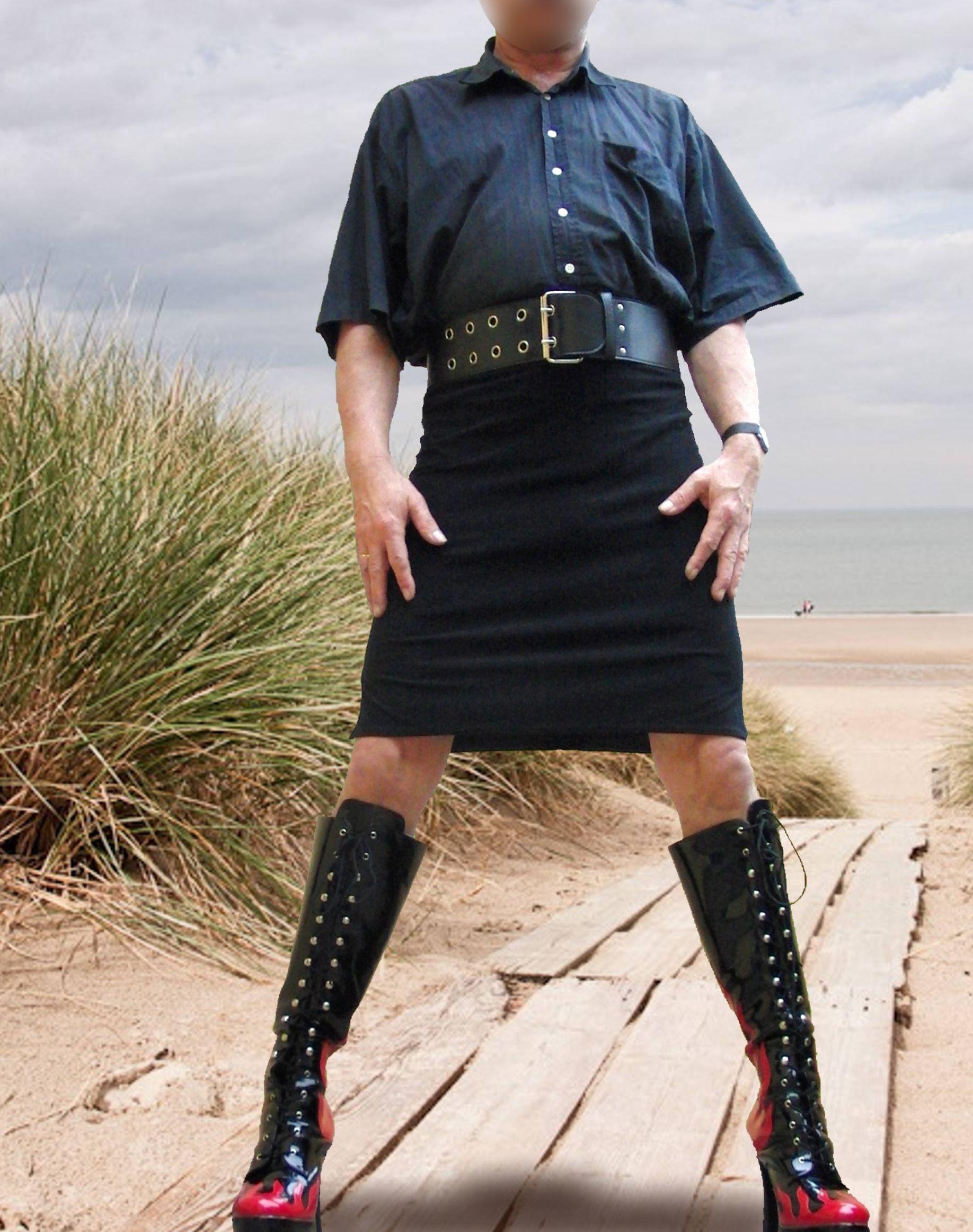 Cooles Outfit für Männer | Mode röcke, Herrenkleidung