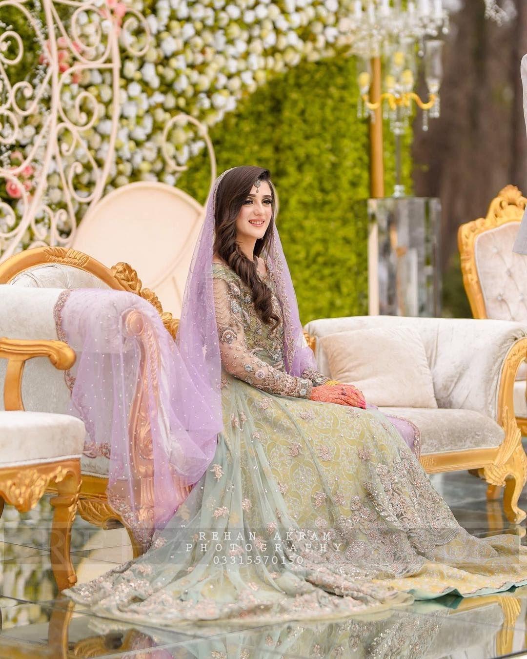 Awesome Wedding Reception Photos Of Singer Abdullah Qureshi Pakistani Wedding Dresses Pakistani Bridal Dresses Bridal Dresses