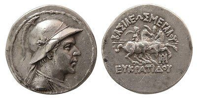 #money PCW-G5457-KINGS of BAKTRIA. Eukratides I. Circa 171-145 BC. Silver Tetradrachm. https://t.co/5XQZNPV646 https://t.co/enYjUJh2eM -------------- --------->> http://twitter.com/InstantTimeDeal/status/749219872081481728