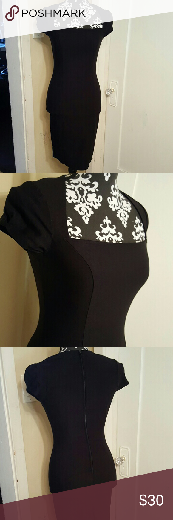 Super cute tight black dress tight black dresses asos dress and asos