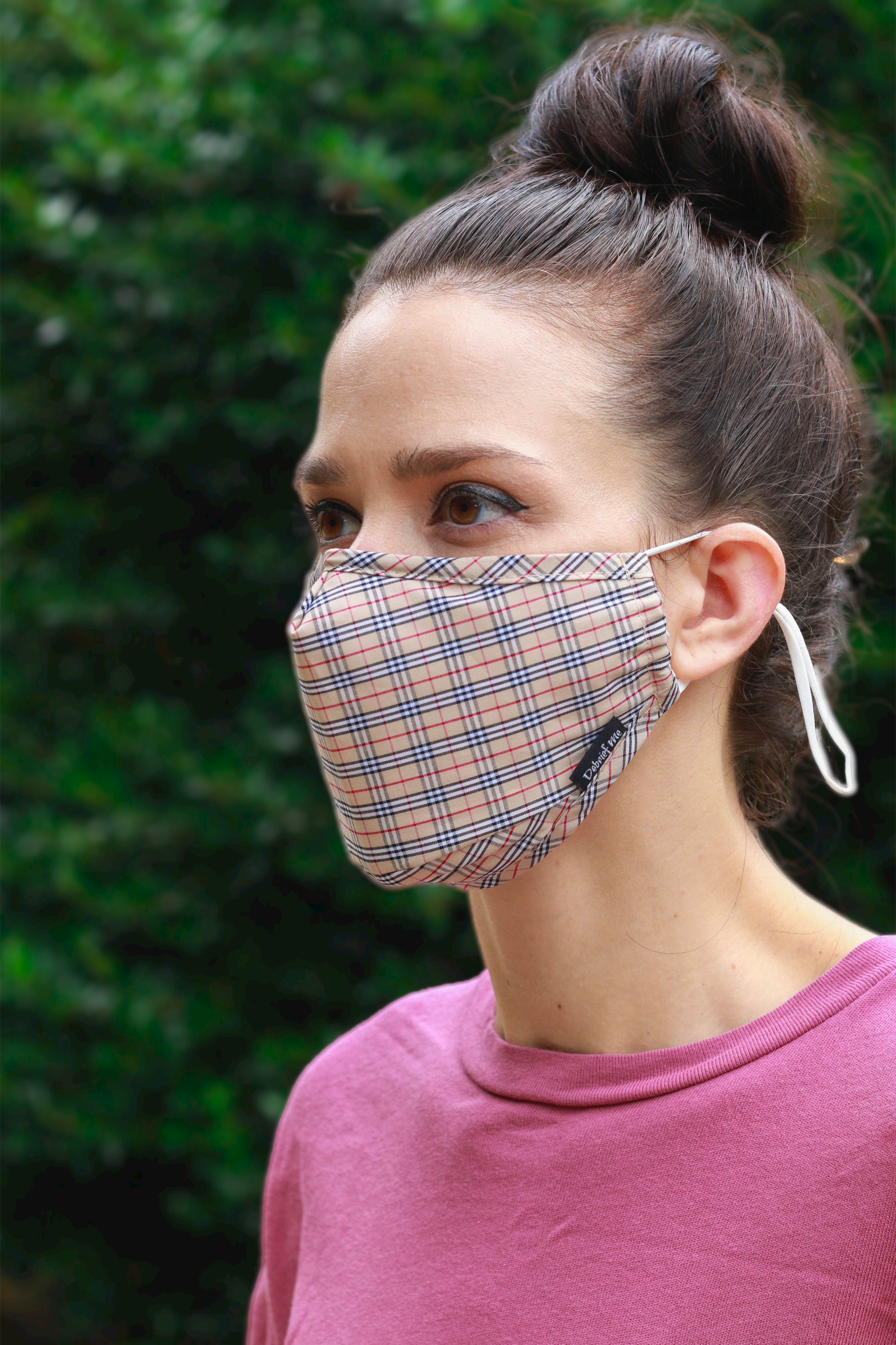 Our N95 Mask Offers Five Layers Of Filtration And Are Washable