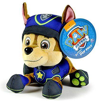 Paw Patrol Plush Pup Pals Chase Toys Games Regalos Reyes Magos Regalos Reyes Patrulla Canina