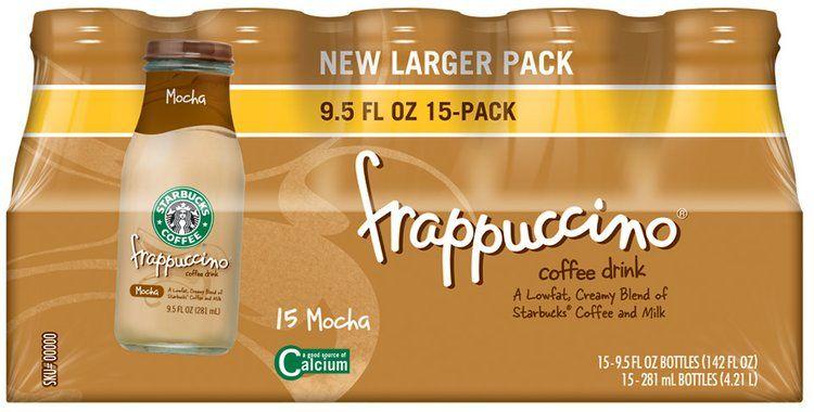 c3e49095fcaa STARBUCKS® Bottled Mocha Frappuccino® Coffee Drink in 2019 ...