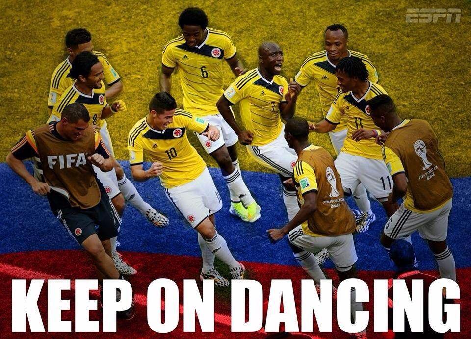 Colombia rocks❤