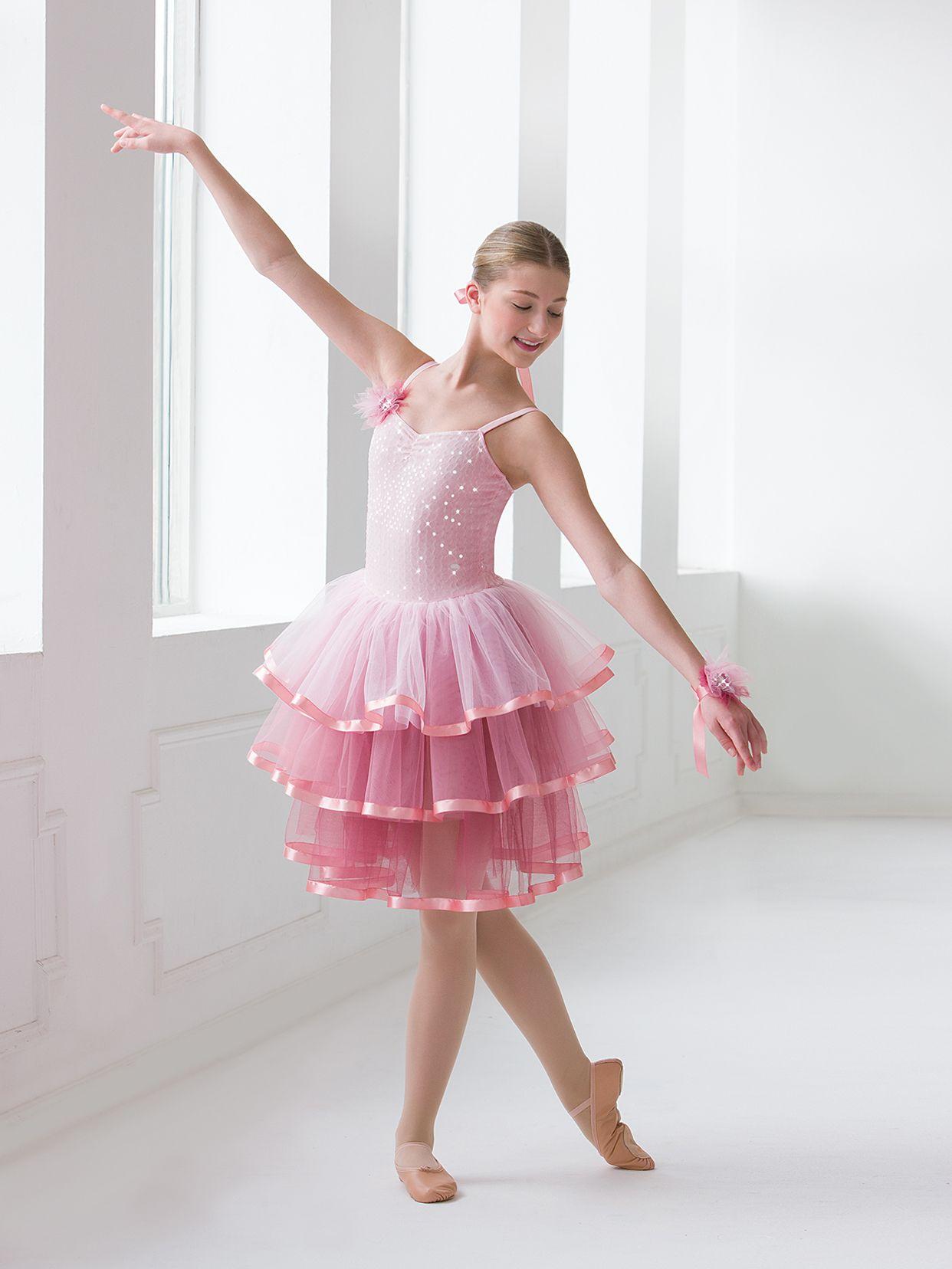 Violetta   Ballet   Pinterest   Vestido de baile, Vestidos de niñas ...