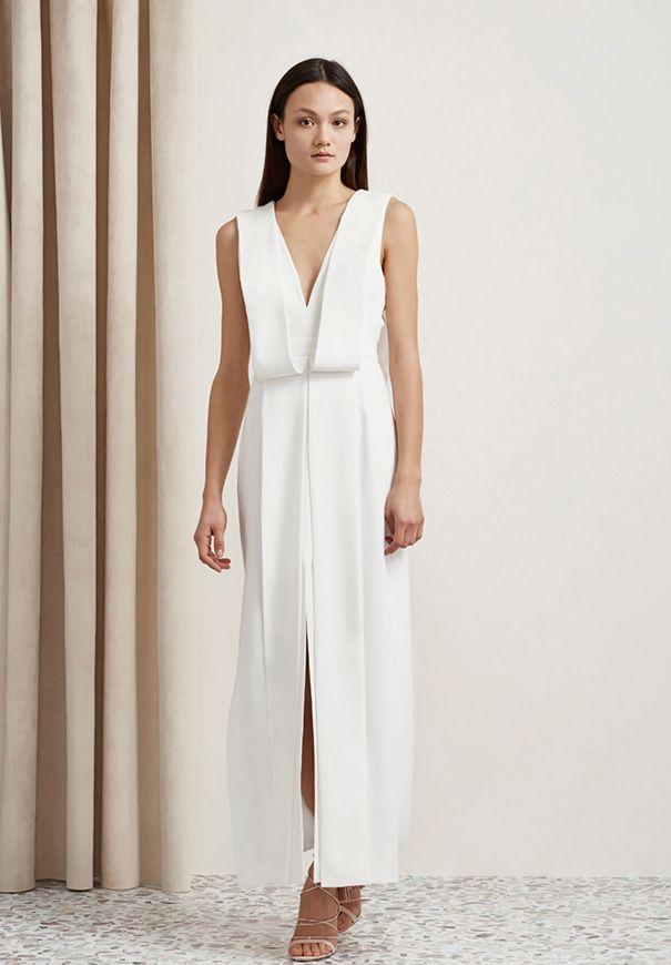 keepsake-bridal-gown-bridesmaids-dress-cool-sleek-modern-sky-blue ...