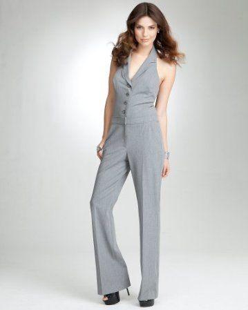 f1761947262 Bebe - Jumpsuit - My kind of business suit!