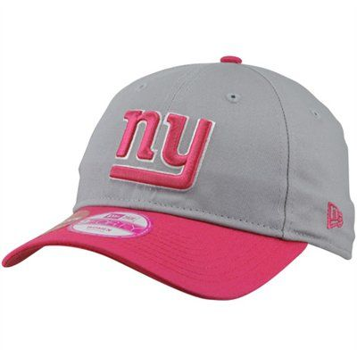 New York Giants Breast Cancer Awareness Pink Hat  5555d85fb
