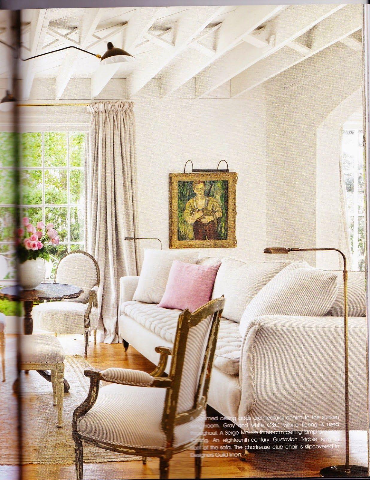 create live design Milieu Magazine  italy  Home decor
