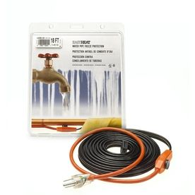 Pin On Pipe Freeze Protection Heating Cable Heat Trace
