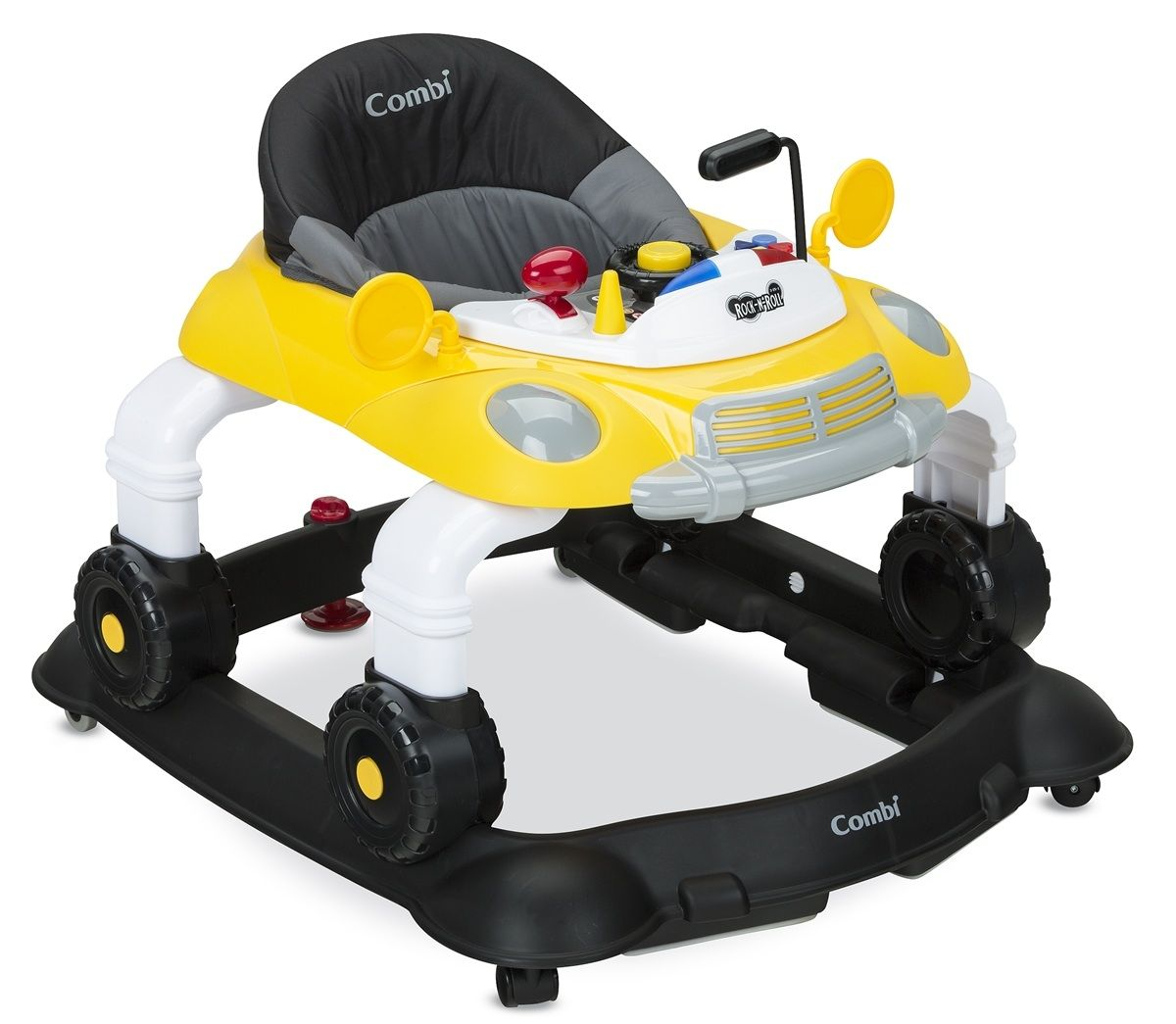 Child toys car  The Rock N Roll provides a customized experience with three height