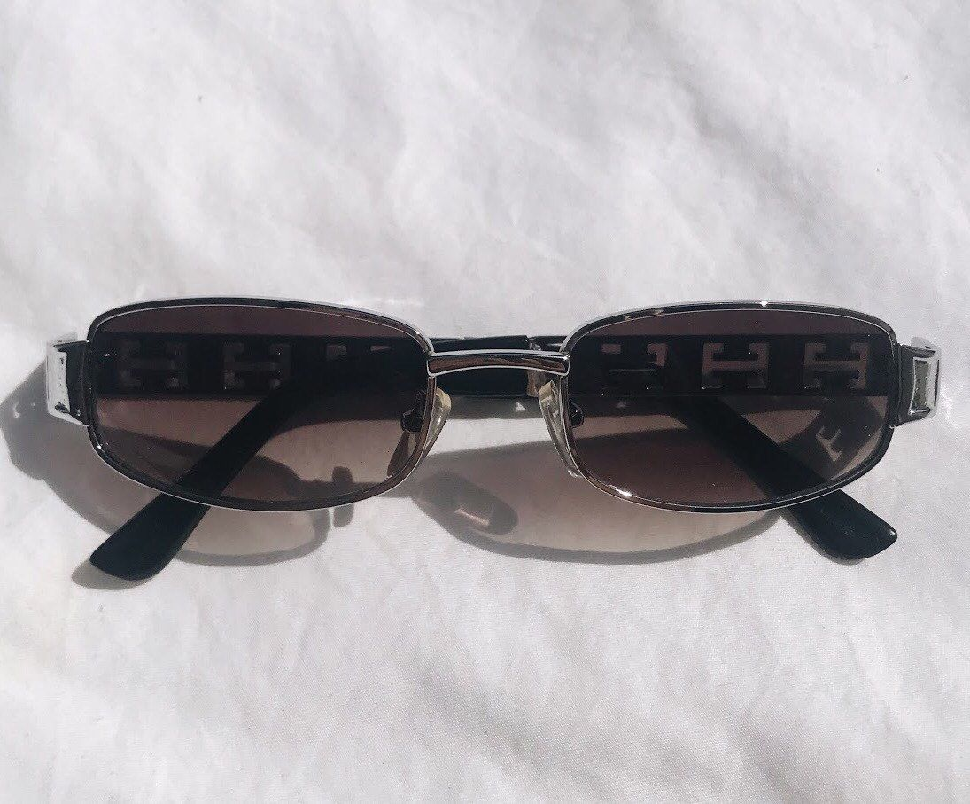 1c25d091786 Excited to share the latest addition to my shop Vintage 90 s Rectangle  Grunge Sunglasses https