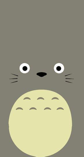 人気42位 ジブリアニメ となりのトトロ かわいい 壁紙 Iphone トトロ かわいい 待ち受け