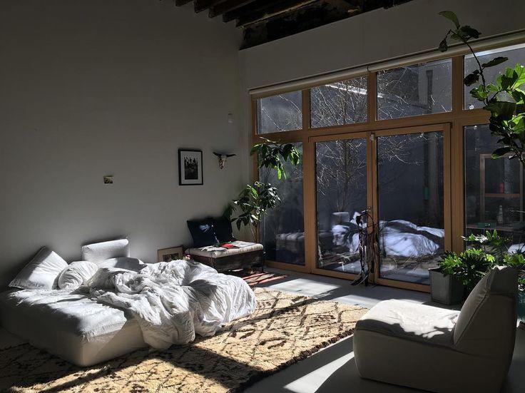 Photo of Zoë Kravitz 'minimalistisches, aber gemütliches Schlafzimmer –   # Check more …