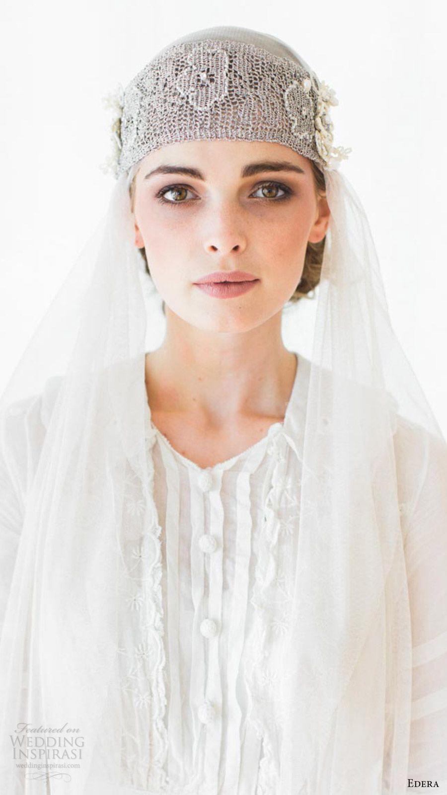 "Edera Jewelry 2016 — ""Aquarelle"" Bridal Accessories Collection ..."