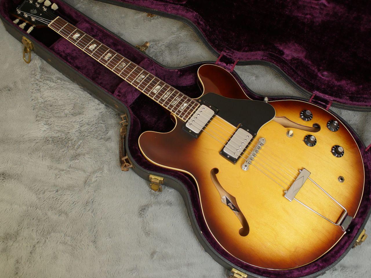 Gibson Es 335 Td 1974 Tobacco Sunburs