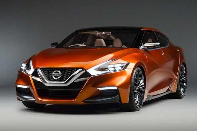 2018 Nissan Maxima Nismo Colors Release Date Redesign Price Will Most Likely Be The Model Le New Period Of