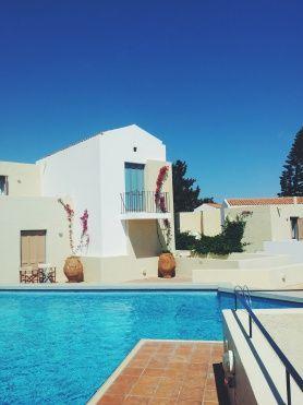 Galaxy Villas in Koutouloufari auf Kreta von Kati_