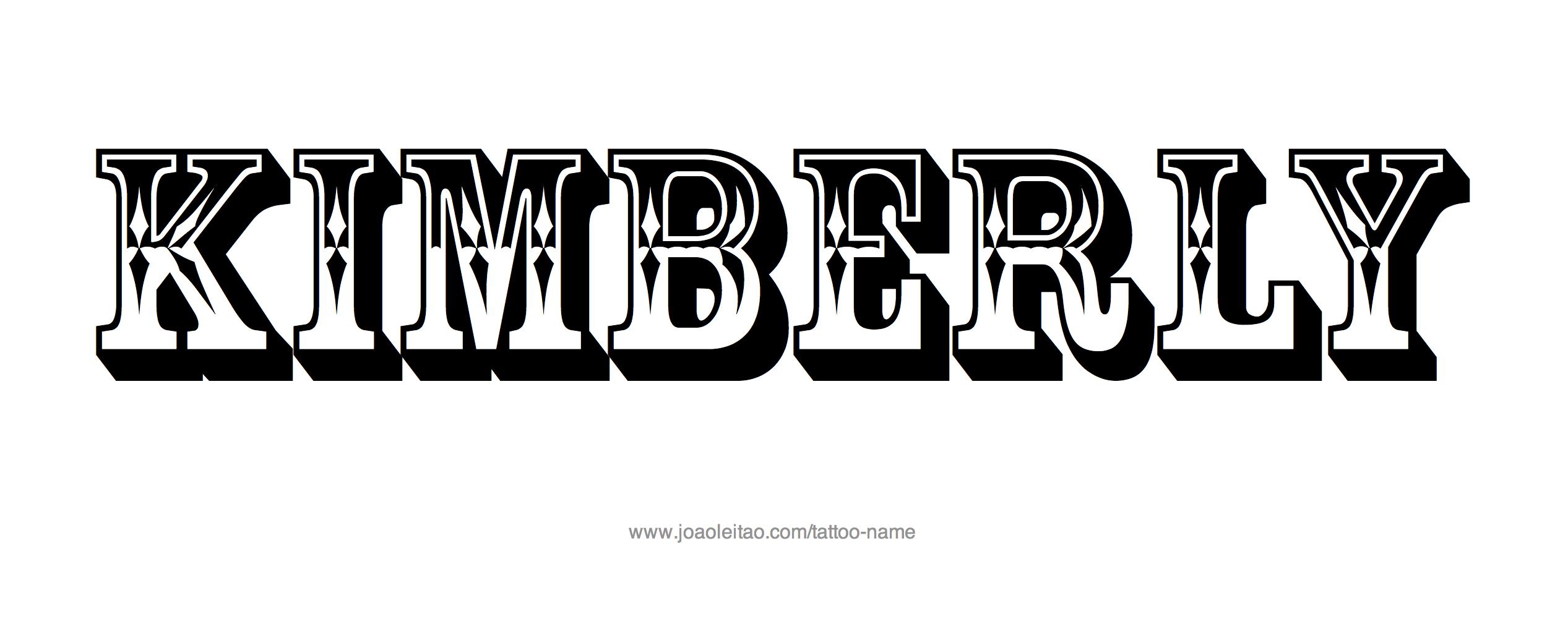 Kimberly Name Tattoo Designs Name Tattoos Name Tattoo Graffiti Names