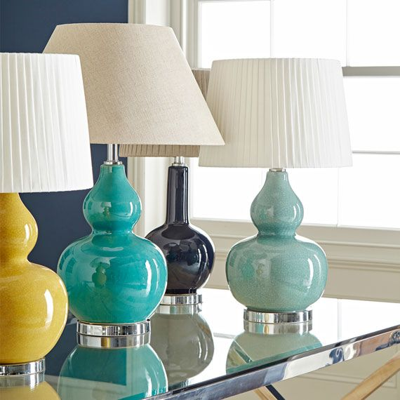 Calabash table lamp light fittings lamp light and lights calabash table lamp aloadofball Images