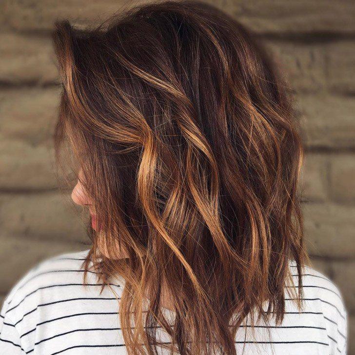 20 gorgeous dark brown hair mit highlights ideas 7 frisuren in 2019 braune haare mit