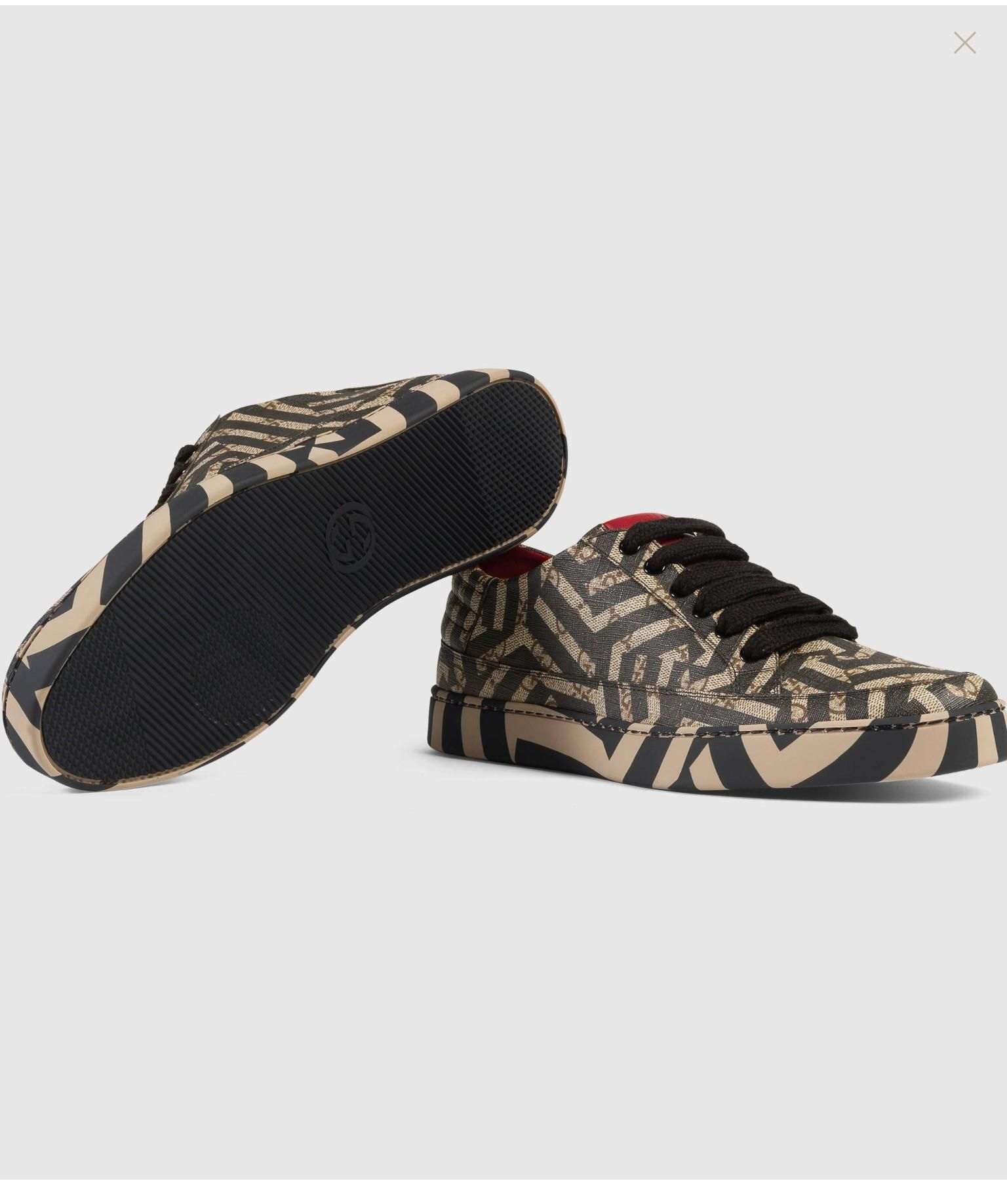 38cc7c2b4d5 Thoughts on these Gucci caleido sneakers