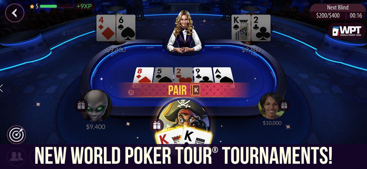 Zynga Poker Texas Holdem on the App Store Texas