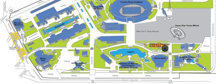 General Information Hours Admission Children S Aquarium At Fair