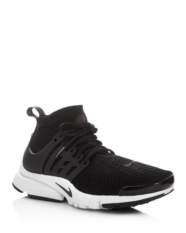 on sale 25ff5 fe12c Nike Air Presto Flyknit Lace Up Sneakers