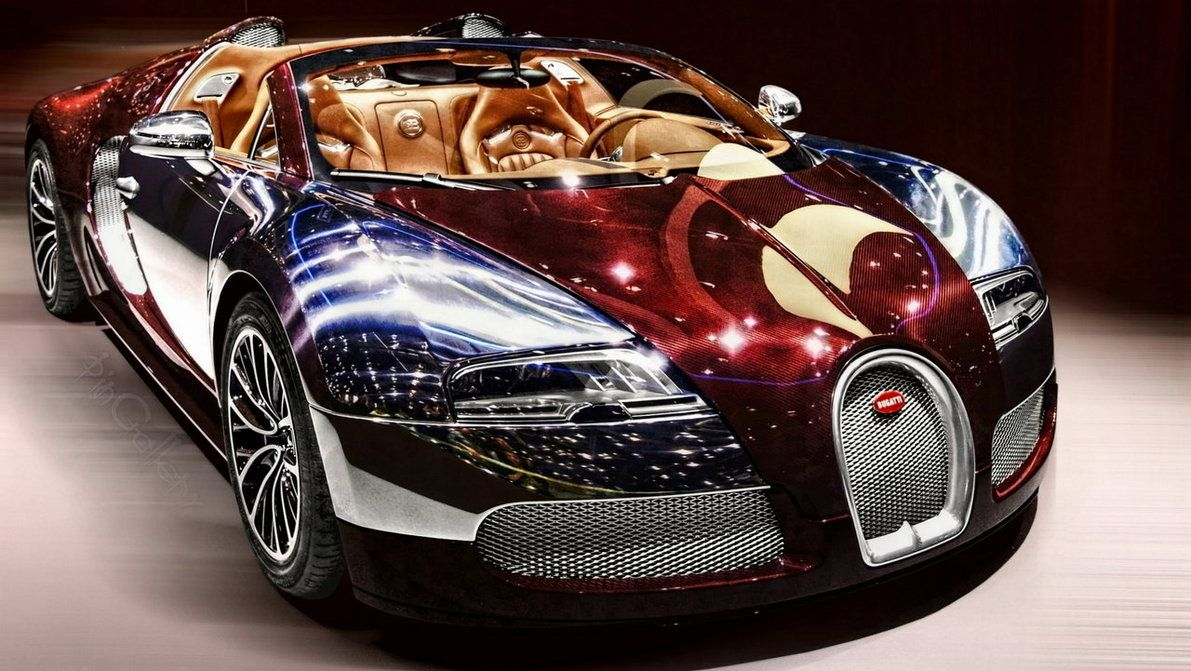 Bugatti Veyron By Pingallery. Exotic Cars ...