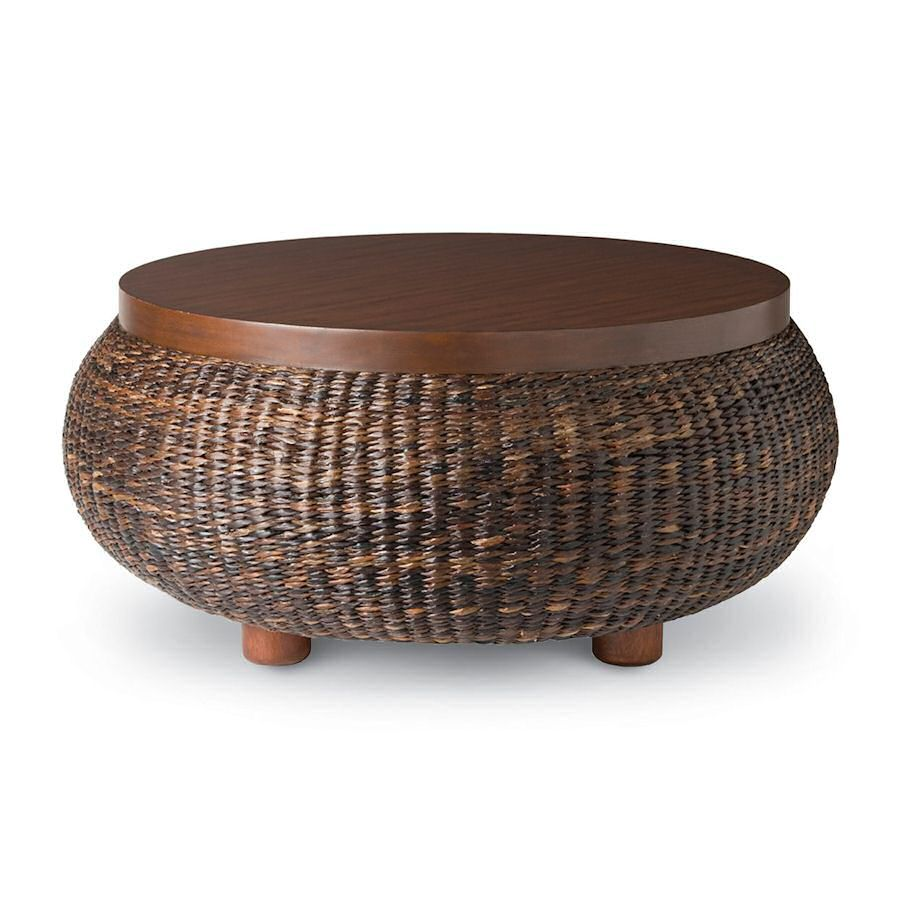 Rattan Coffee Tables Wicker Cocktail Tables Furniture Coffee Table Wood Vintage Home Decor Diy Furniture Decor [ 900 x 900 Pixel ]