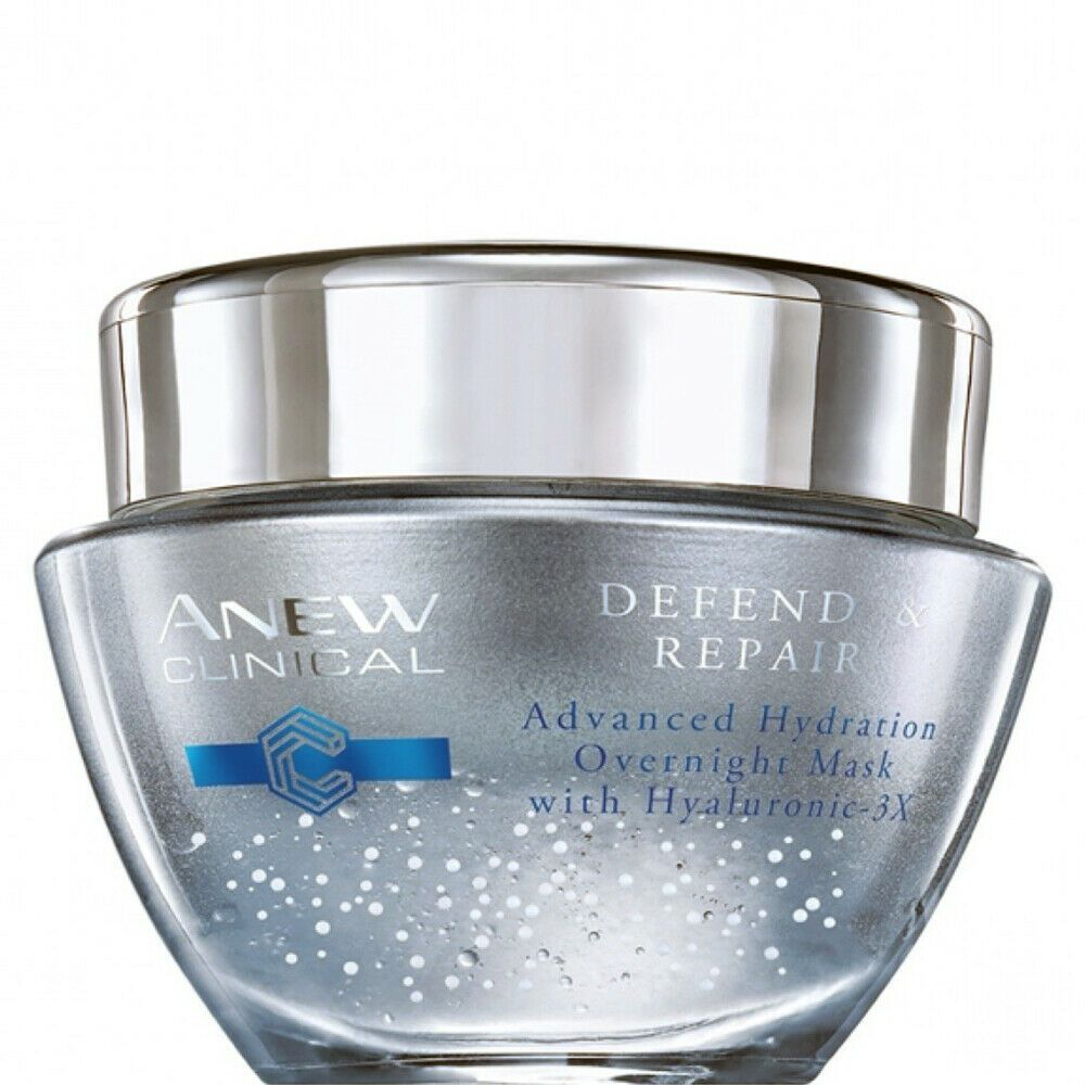 Avon Anew Clinical Defend & Repair Advanced Hydration