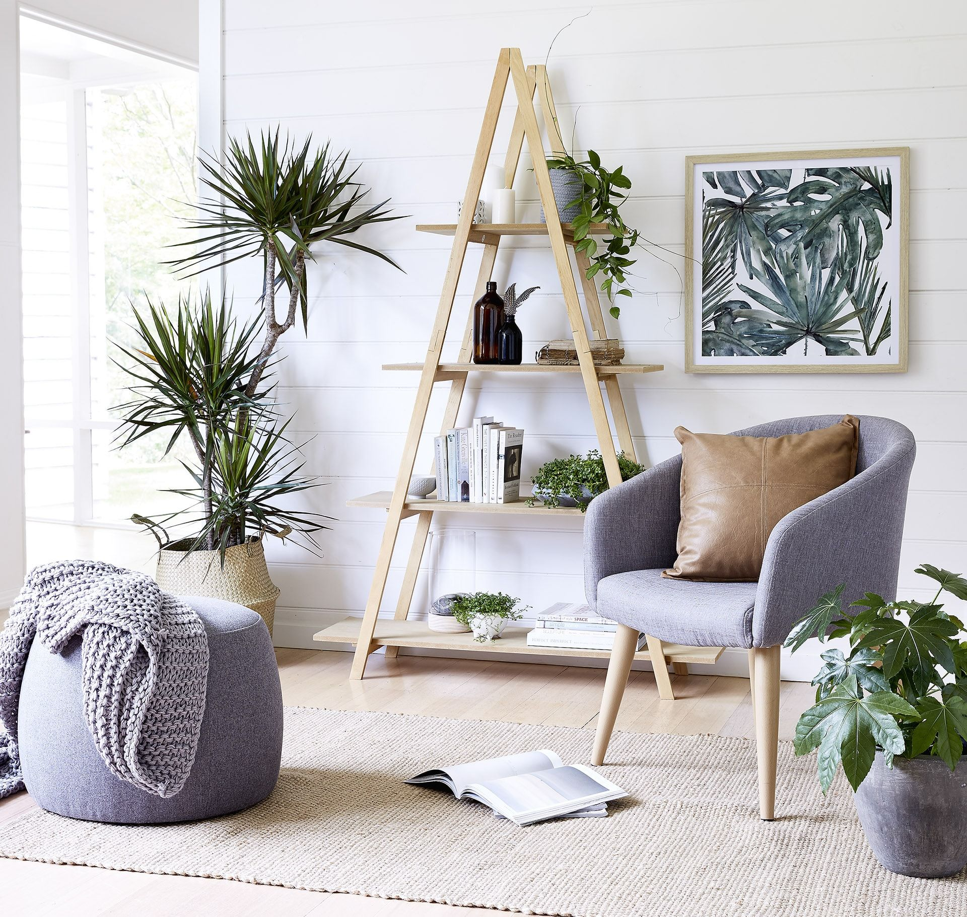 Kmart designers on what trends are landing in-store  Living room