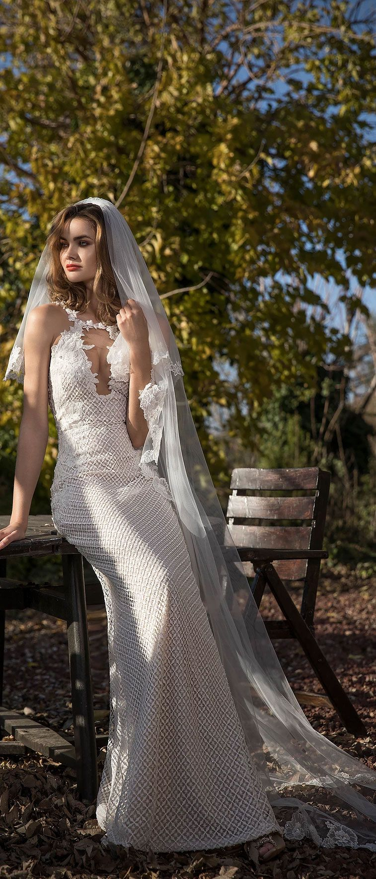 Henika Wedding Dresses – Flying Transparency Bridal Collection