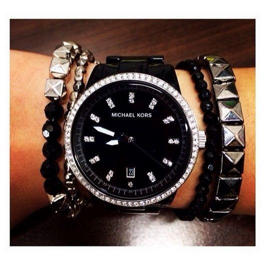 Pin Von E S T R E L L Y Auf W A T C H E S Michael Kors Uhr Fossil Uhren Frauen Uhren